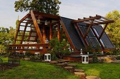Construção de uma casa auto-suficiente - http://www.casaprefabricada.org/construcao-de-uma-casa-auto-suficiente