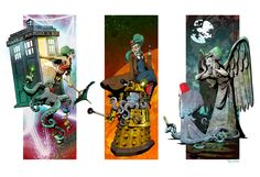 Otto and Victoria by Brian Kesinger on Etsy ... |