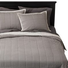 Target : Threshold™ Gingham Quilt : Image Zoom