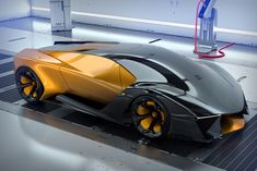 Lamborghini Belador named by a famous fighting bull 'Belador,' represents the unity between technology and traditions. Lamborghini Belador by Sergey Dvornytskyy… Future Concept Cars, Future Car, Exotic Sports Cars, Exotic Cars, Lamborghini Concept, Automobile, Best Luxury Cars, Futuristic Cars, Expensive Cars
