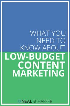 Find out what you need to know before you dip your toes into content marketing on a budget and how you can hone your program and keep it effective. What Is Content Marketing, Internet Marketing, Social Media Trends, Social Media Marketing, Marketing Strategies, Social Business, Business Ideas, Marketing Calendar, Need To Know