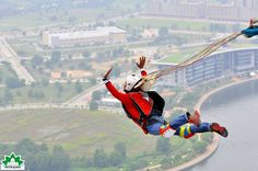 Base Jump, Putrajaya, Amazing, Sports, Hs Sports, Sport