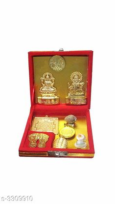 Pooja Needs Shri Kuber Dhan Laxmi Varsha Yantra Material:  Brass Dimensions: 12cm x 11cm x 3cm Description: It Has 1 Piece Of Shri Kuber Dhan Laxmi Varsha Yantra Country of Origin: India Sizes Available: Free Size *Proof of Safe Delivery! Click to know on Safety Standards of Delivery Partners- https://ltl.sh/y_nZrAV3  Catalog Rating: ★4.1 (5424)  Catalog Name: Classy Elite Unique Pooja Decors Vol 1 CatalogID_457795 C128-SC1315 Code: 641-3309910-