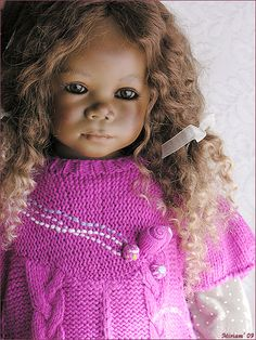 Natiti Himstedt by MiriamBJDolls, via Flickr