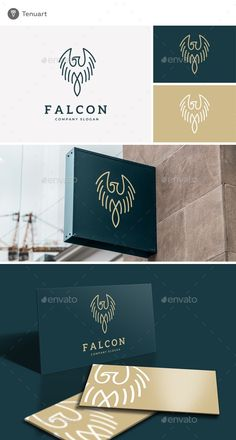 Buy Falcon Logo by Tenuart on GraphicRiver. Logo Template Features A modern and simple logo CMYK Editable and resizable vector files Editable text and color Incl. Typography Logo, Logos, Cheap Logo, Falcon Logo, Wonder Woman Logo, Branding, Print Fonts, Logo Restaurant, Company Slogans
