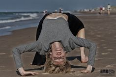 Inge en de brug  by EMR Photography www-fotomodelmarijn-com