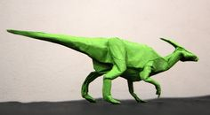 Masterful Dinosaur and Creature Origami-7