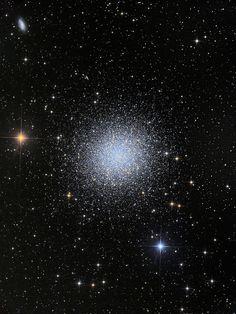 The Great Globular Cluster M13 in Hercules. ver.2014