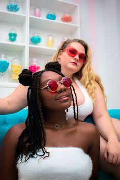 IG: @jaskproductions 📸 Candy Shop, You're Awesome, Round Sunglasses, Photoshoot, Portrait, Photography, Shopping, Girls, Fashion