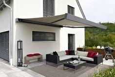 Inspirace domy - Zahradní a terasová stínící technika