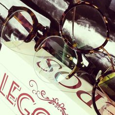Legendary Details by Ottica Franco Lucani #glasses #eyeglasses #epos