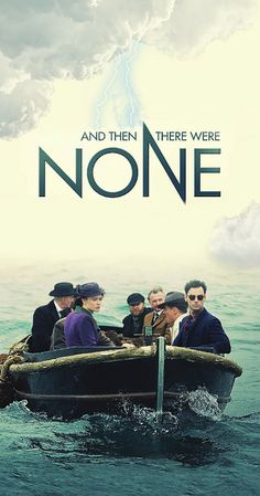 And Then There Were None (TV Mini-Series 2015) buena adaptación de Agatha Christie. Me ha encantado