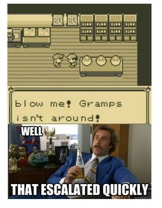 No, I want my pokemon! // funny pictures - funny photos - funny images - funny pics - funny quotes - #lol #humor #funnypictures