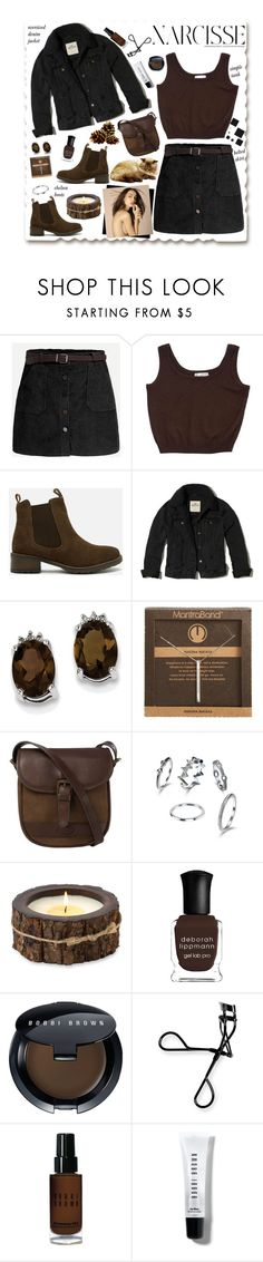 """autumn warmth"" by breeches ❤ liked on Polyvore featuring St. John, Barbour, Hollister Co., BillyTheTree, MantraBand, DUBARRY, Himalayan Trading Post, Deborah Lippmann and Bobbi Brown Cosmetics"
