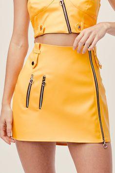 Jawbreaker Mini Skirt – For Love & Lemons