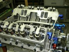 The AMC Forum - Indy 401-1 cylinder heads