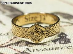 Pixalry • Skyrim: Rings of Mara - Created by Peregrine... (Thoracic moment!!!)