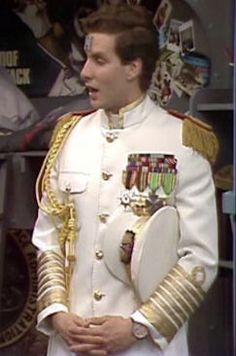 Evolution of... Rimmer's Costumes | Features | Red Dwarf - The Official Website