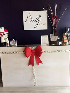 It's beginning to look a lot like the holidays at Belly Love Spa, Ultrasound Center & Maternity Boutique! Don't forget to RSVP to our ‪#‎DeckTheSpa‬ Open House Party Friday, December 12! Email: info@ll-scene.com