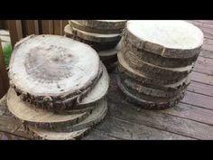Bill Duke pouring brown epoxy - YouTube