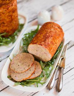 """""""Anya, ez isteni!..."""", avagy Gabojsza konyhája: Házi felvágott – fűszeres, sajtos csirkesonka"""