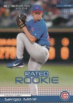 Sergio Mitre, 2004 Cubs
