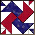 Quilt Blocks Galore - Marcia Hohn's free quilt block patterns and quilting lessons