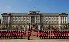 Take a tour of Buckingham Palace and see the Changing of the Guard