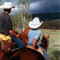 Family Vacation Idea: Colorado Dude Ranch