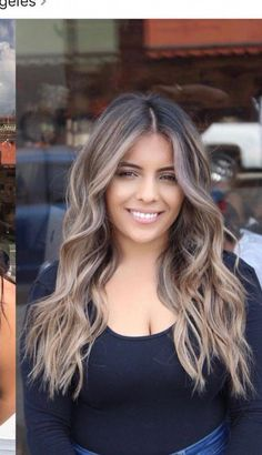 being brunette doesn't involve pressure currently to get an ideal alluring and ravishing hair sh Dark Purple Hair, Hair Color Purple, Brown Blonde Hair, Brown Hair With Highlights, Light Brown Hair, Brown Hair Colors, Color Highlights, Hair Colours, Ombre Color