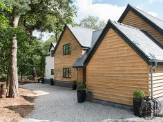 Oak Frame House Available to View in Cheshire