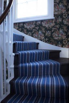 Best Roger Oates Green Stair Runner And Rug Green Carpet 400 x 300