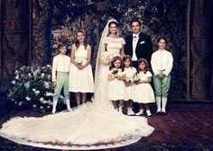 Wedding of Princess Madeleine of Sweden and Chris O'Neill - Official Wedding Photos