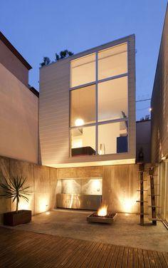 Casa Becerril in Tijuana, Mexico by Garcia Studio