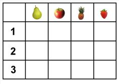 matrix eet smakelijk Kids Education, Special Education, Restaurant, Fruits And Vegetables, Preschool, Fruits And Veggies, Food, Food, Early Education