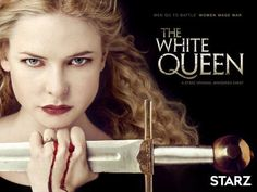 Are you a fan of Game of Thrones and need a new show to start binging over the holidays? I've got you covered with the list of 20 TV shows like Game of Thrones! The White Queen Starz, Anne Neville, 20 Tv, Elizabeth Woodville, Philippa Gregory, The White Princess, Crazy Ex Girlfriends, Tv Series To Watch, Wars Of The Roses