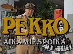 Pekko Aikamiespoika - Tyräahon tyhjätasku TV sarja 1993