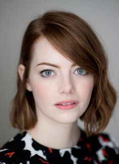 Emma Stone by Todd Heisler for The New York Times • 2014