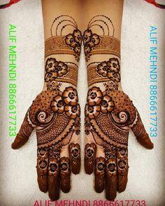 Modern Henna Designs, Latest Henna Designs, Indian Mehndi Designs, Mehndi Designs 2018, Stylish Mehndi Designs, Mehndi Design Pictures, Wedding Mehndi Designs, Beautiful Mehndi Design, Mehndi Designs For Hands