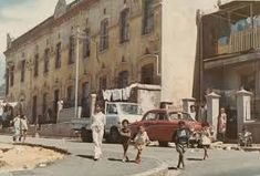 """It was one of South Africa's many dark moments. Fifty years ago, on 11 February in the neighbourhood of District Six on the fringe of Cape Town's centre was declared for """"Whites Only"""". Cities In Africa, Eaton Place, Cape Town South Africa, Museum Exhibition, Most Beautiful Cities, Historical Pictures, African History, Old Photos, Vintage Photos"""