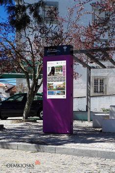 Free Wi-Fi: Digital billboards DOOH for the village of Arronches in Portugal Town Hall, Billboard, Landline Phone, Multimedia, Wi Fi, Portugal, Digital, Free, Poster Wall