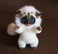 Happy Fu Puppy by Santani.deviantart.com on @DeviantArt