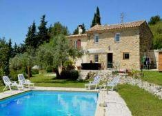 vakantiehuis met zwembad in Le Castellet, Provence-Côte d'Azur