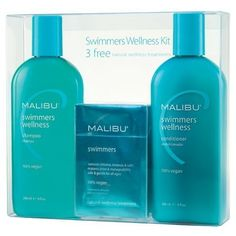Malibu Hair Care Swimmers Wellness System Kit ** Be sure to check out this awesome product.