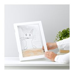 HEMMINGSBO Front opening picture frame  - IKEA