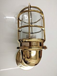 NAUTICAL MARINE SOLID ALUMINIUM MOUNT SHIP LIGHT ONE PCS