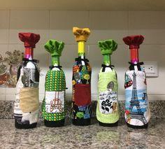 Reciclado de botellas!!