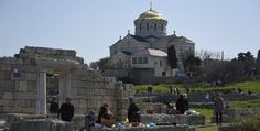 #Internacional   Putin impone control federal en sitio arqueológico en Crimea