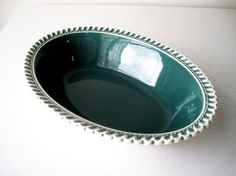 Midcentury Harker Ware Pate Sur Pate by ShantyIrishVintage on Etsy