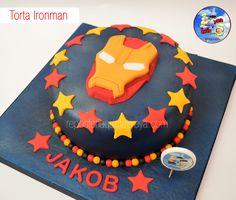 Torta Ironman - Ironman cake